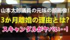 山本太郎の元嫁割鞘朱璃の画像!3か月離婚の理由やスキャンダルの内容まとめ